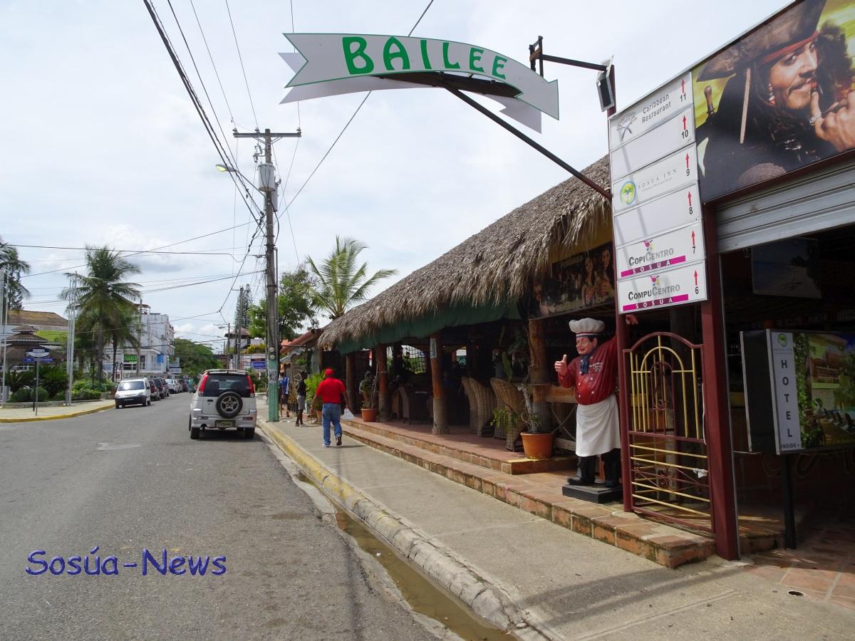 Bailee Bar Restaurant