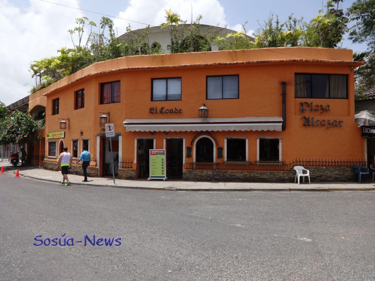 El Conde Bar Restaurant, Taverna