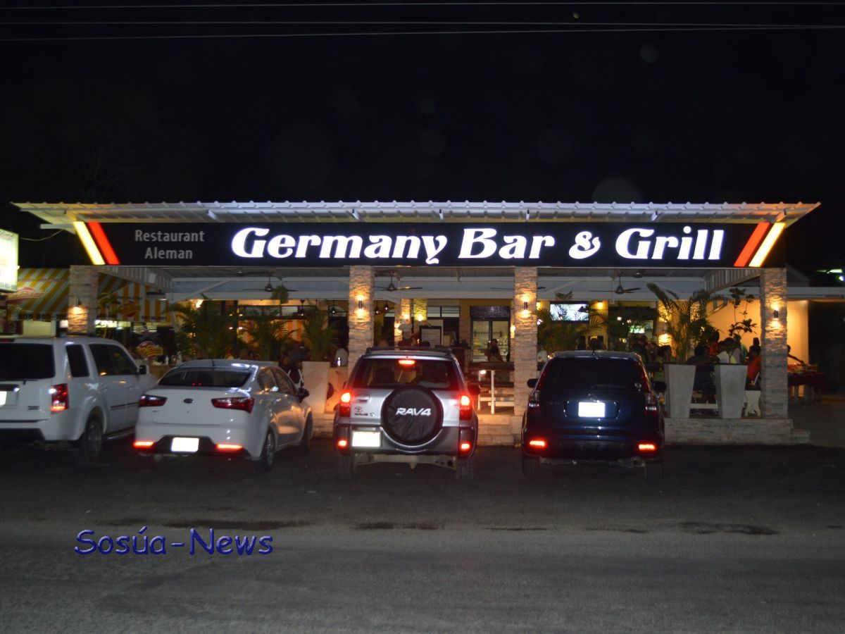 Germany Bar & Grill Restaurant