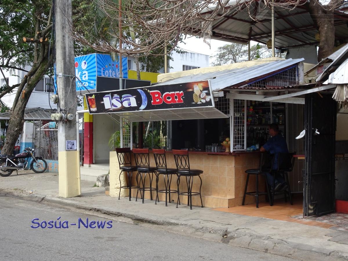 Isa Bar