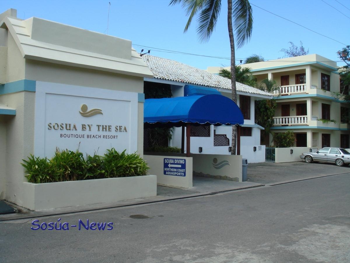 Hotel Soaua by the Sea