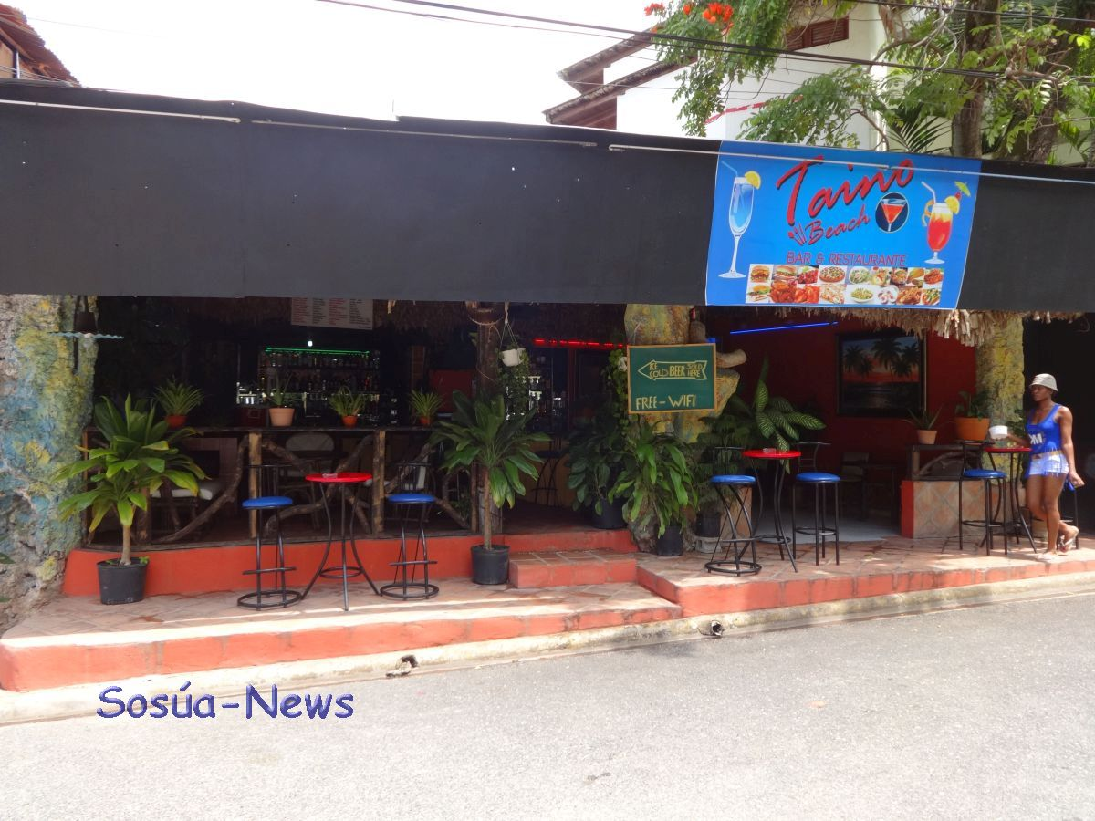 Taino Beach Bar