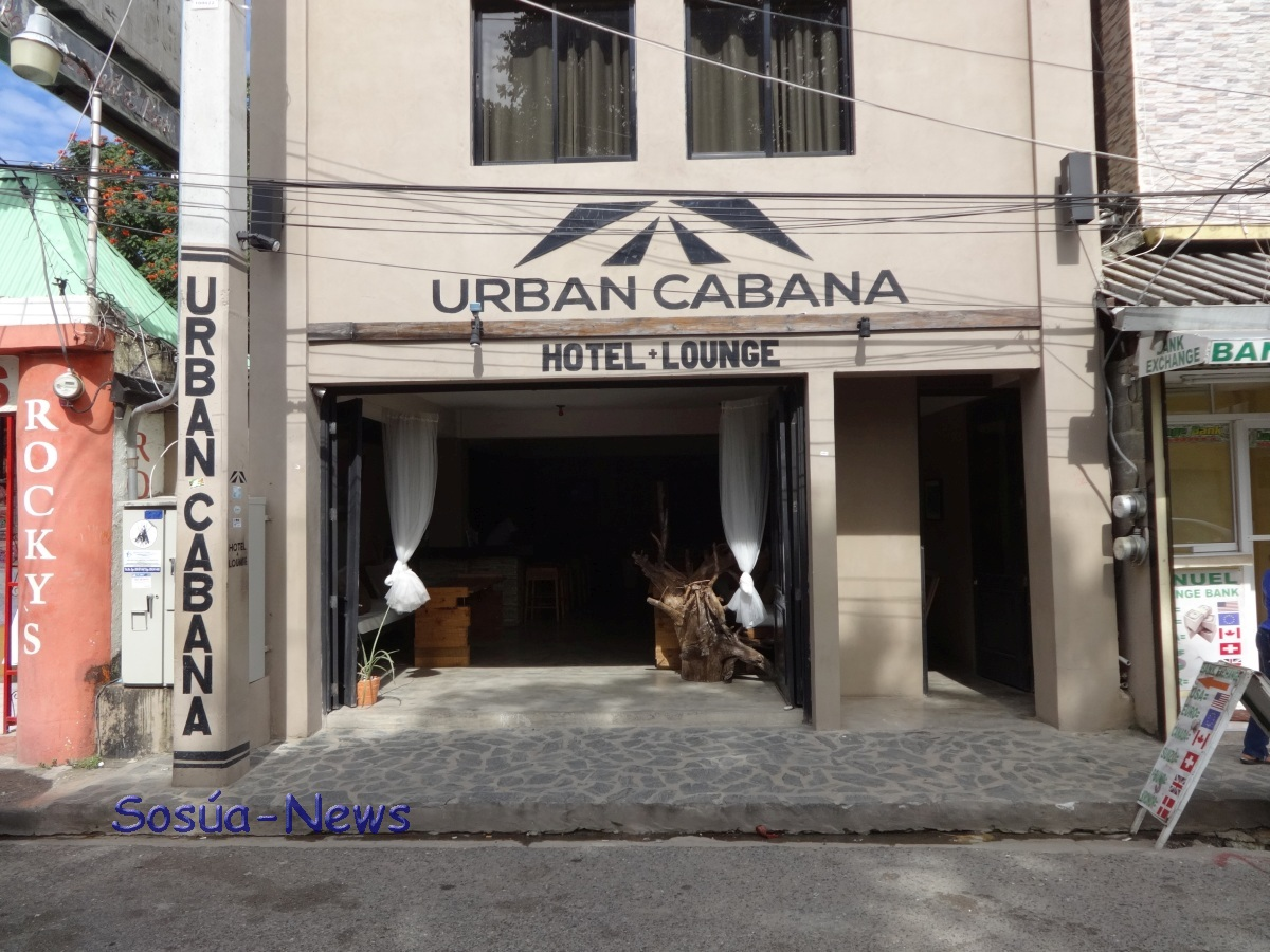 Urban Cabana