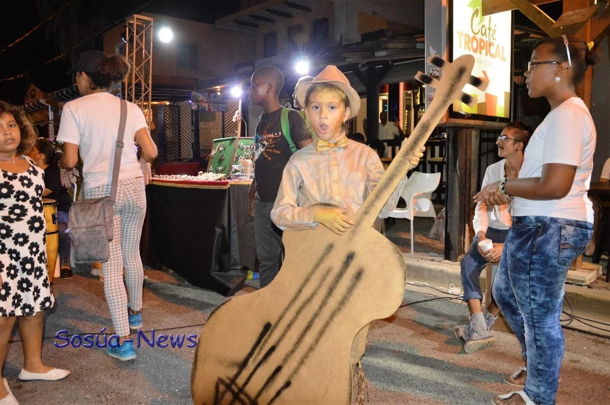 Sosúa - Pedro Clisante en Jazz
