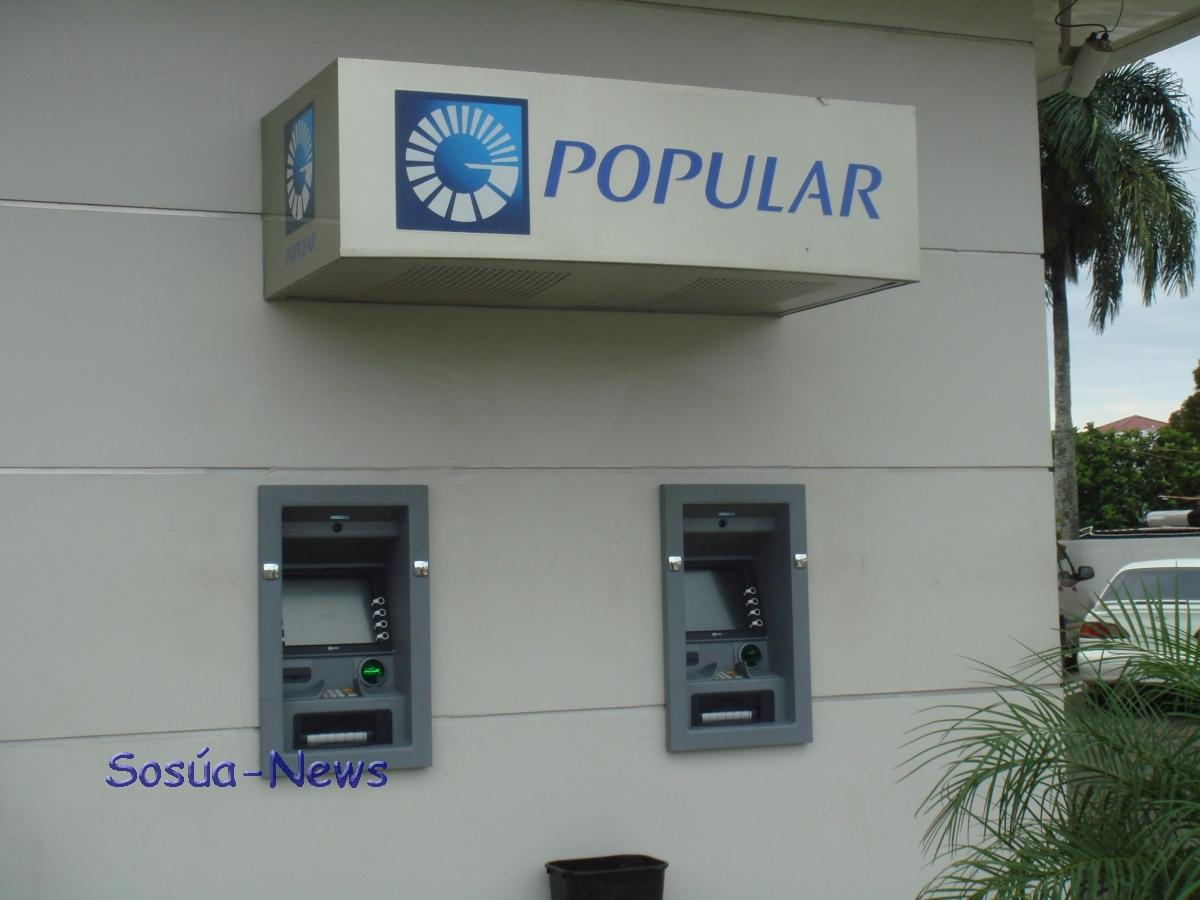ATM Banco Popular