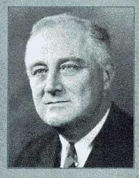 Franklin D. Rooosevelt
