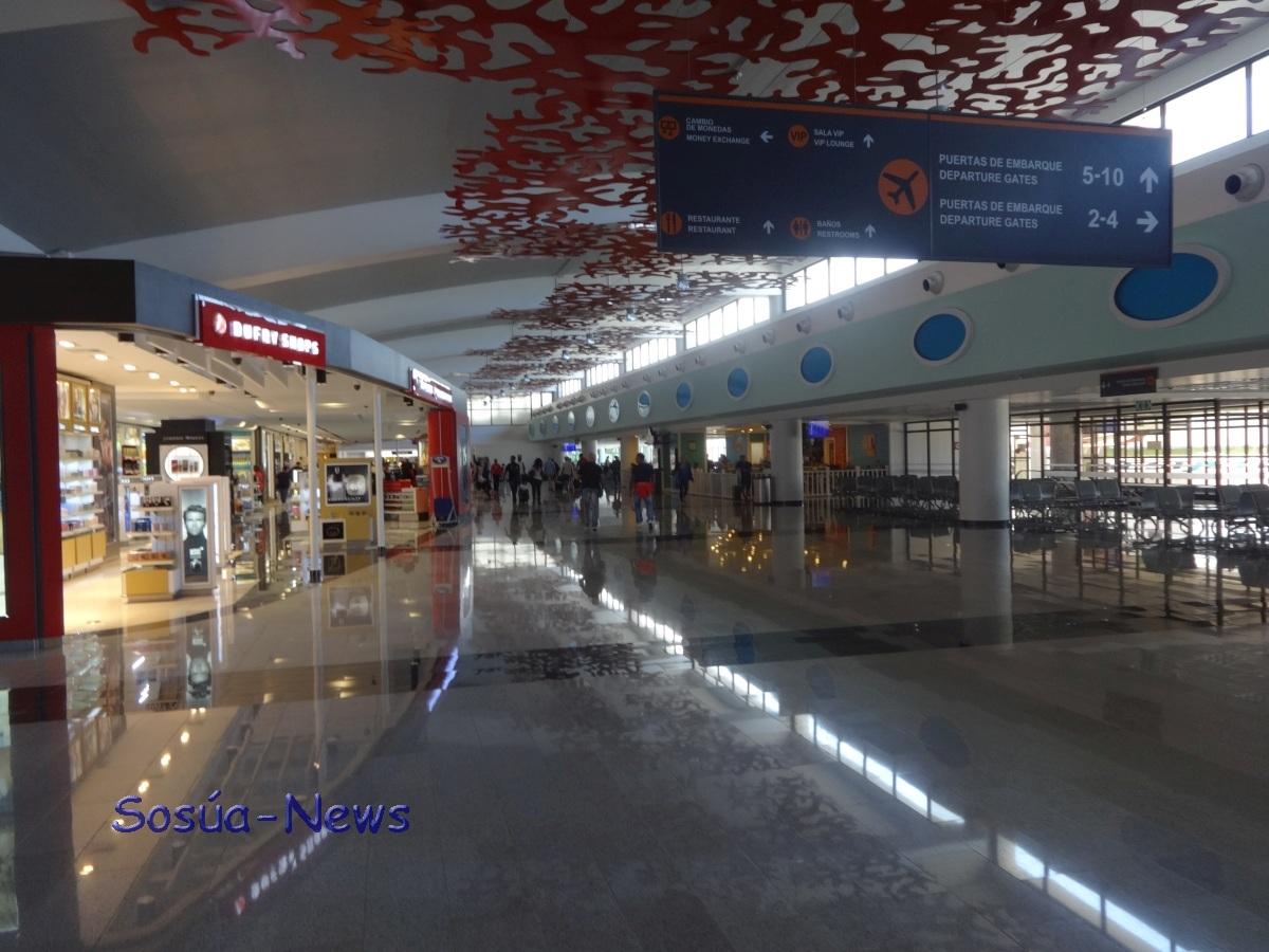 Gregorio Luperón International Airport (POP)