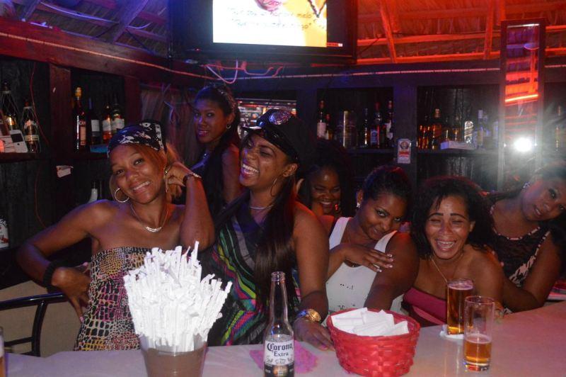 Dominican republic ladies of the night