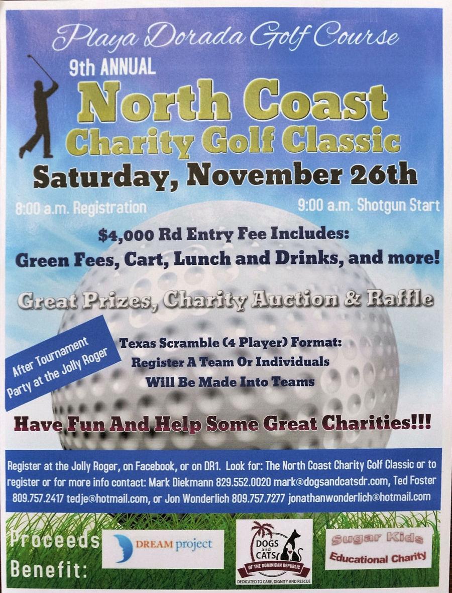 North Coast Charity Golf Classic