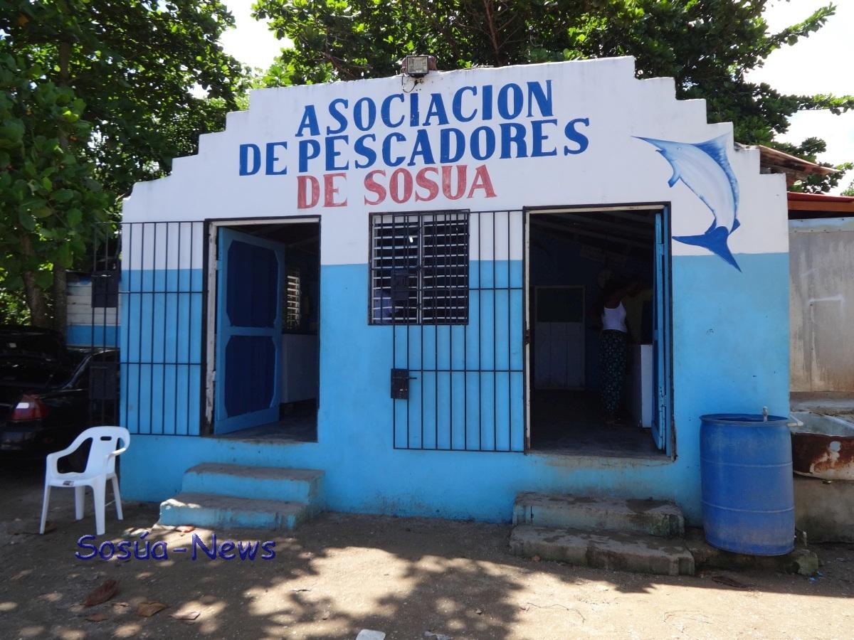 La Asociación de Pescadores del Municipio de Sosúa
