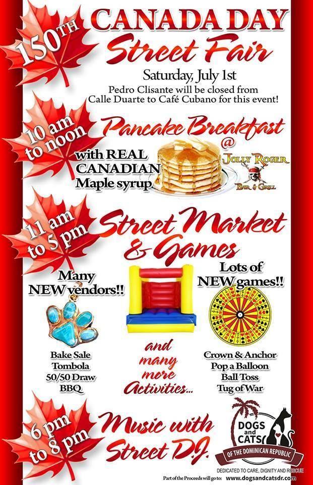 Canada Day Street Fair