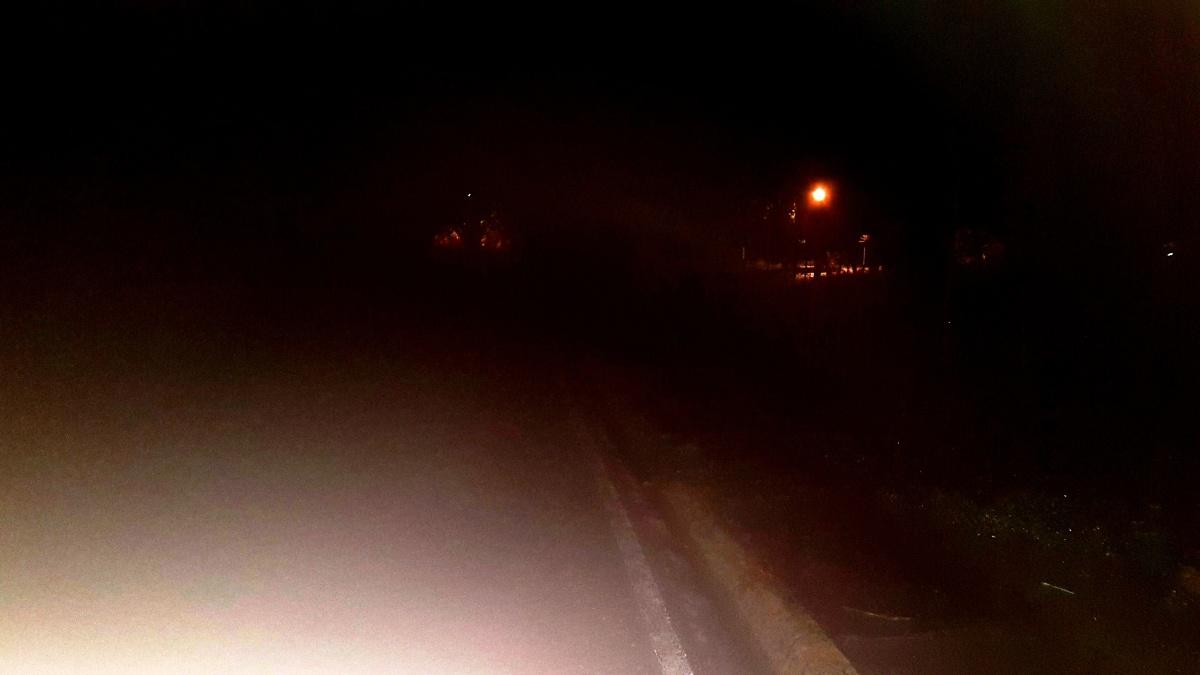 In Sosúa heerst duisternis
