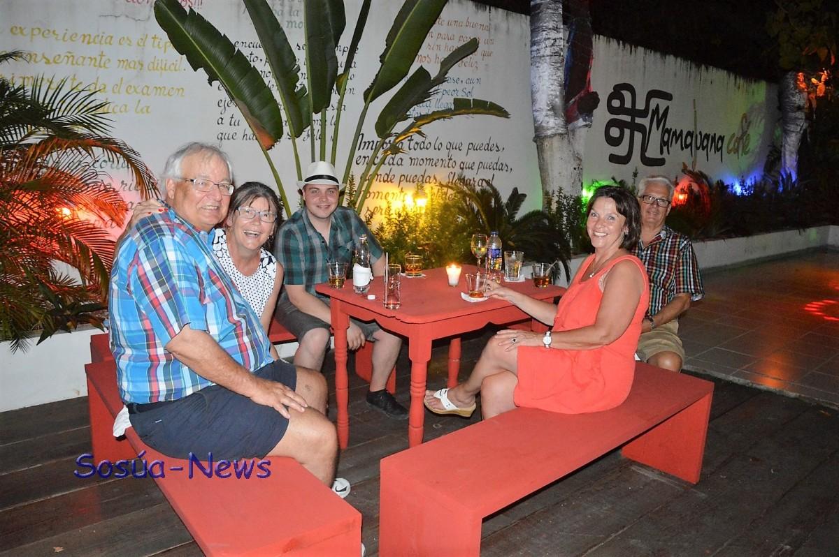 Valentine Party @ Mamajuana Café